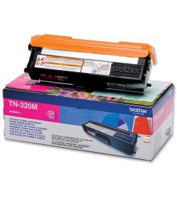 Toner Laser Brother TN-320M Magenta - 1.5K Pgs