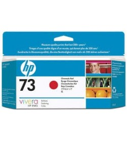 Ink HP No 73 Chromatic Red - 130ml
