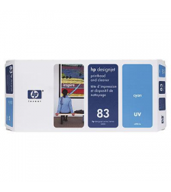 Ink HP No 83 Value Pack Cyan (Head and Clean)