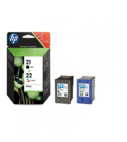 Ink HP No 367 (21 and 22 Crtr Combo Pack)