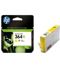 Ink HP No 364XL Yellow with Vivera Ink - 750Pgs