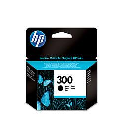 Ink HP No 300 Black Cartridge with Vivera Inks - 4ml - 200Pgs