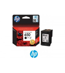 Ink HP No 650 Black Ink Crtr