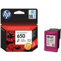 Ink HP No 650 Tri-Color Ink Crtr
