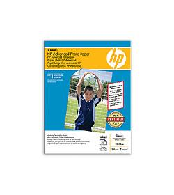 Advanced Glossy Photo Paper HP (13x18cm) 25sht 250g