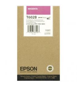 Ink Epson T602B00 C13T602B00 Magenta - 110ml