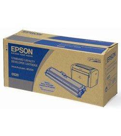 Developer Laser Epson C13S050520 Standard Capacity Black - 1.8K Pgs