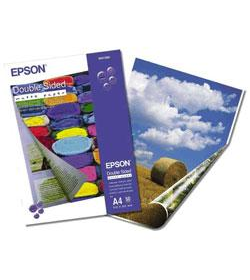 Double Sided Paper Epson Matt A4 50Shts 178g