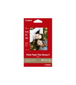 Photo Paper Plus Canon Gloss PP-201 A6 50Shts 260gr