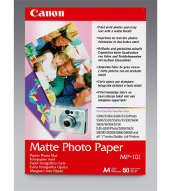 Photo Paper Canon Matte A4 50Shts 170g