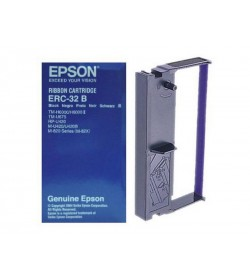 Ribbon Epson C43S015371 ERC-32 Black