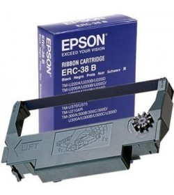 Ribbon Epson C43S015360 ERC-23B Black