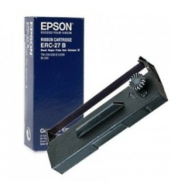 Ribbon Epson C43S015366 ERC-27B Black