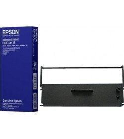 Ribbon Epson C43S015231 ERC-31B Black