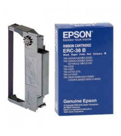 Ribbon Epson C43S015374 ERC-38B Black