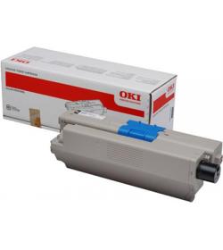 Toner Laser Oki 44973536 Black - 2.2K Pgs